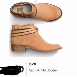 Dolce Vita Sauli Ankle Camel Bootie